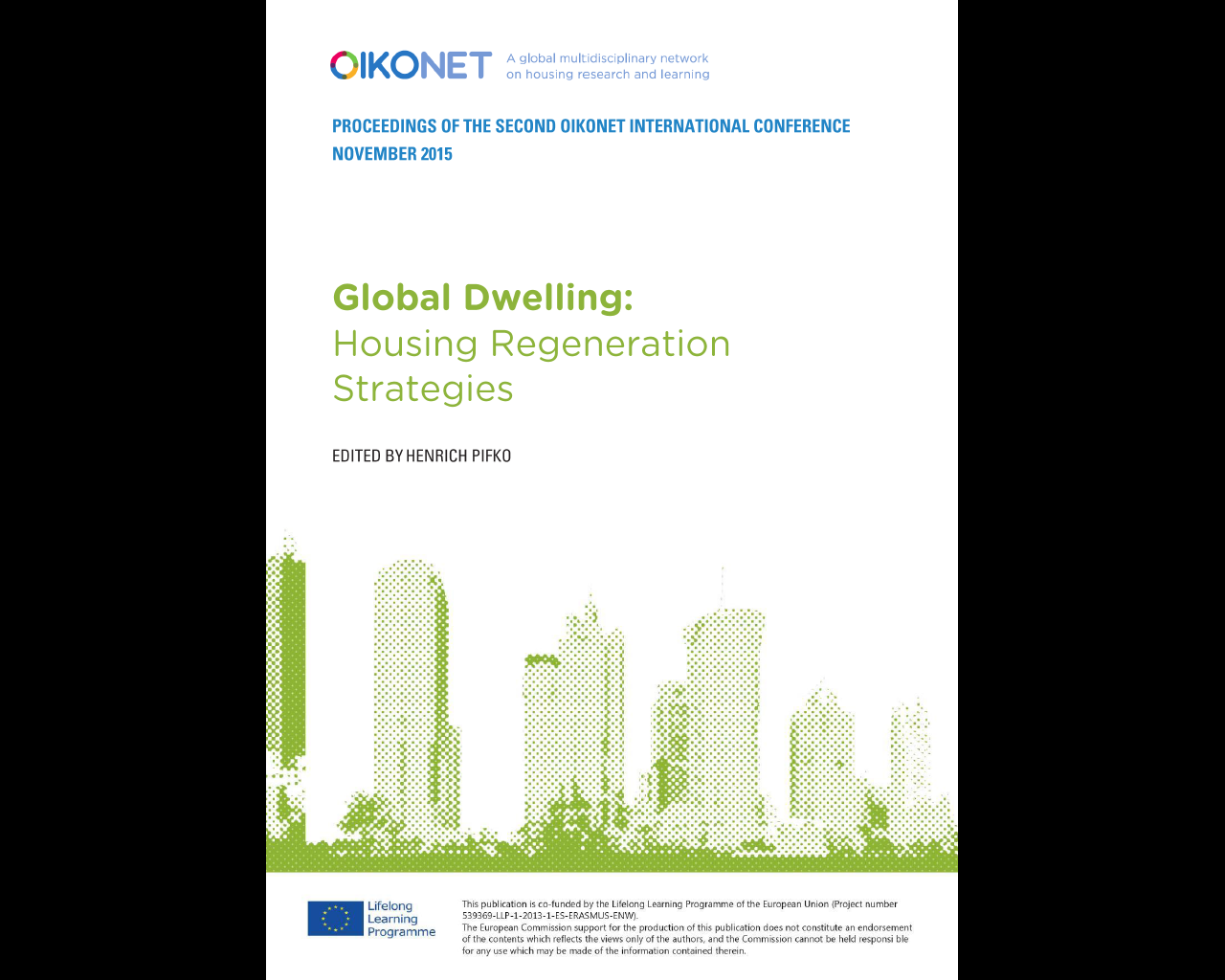 "Proceedings of the Second ""Global Dwelling"" Conference, Bratislava"